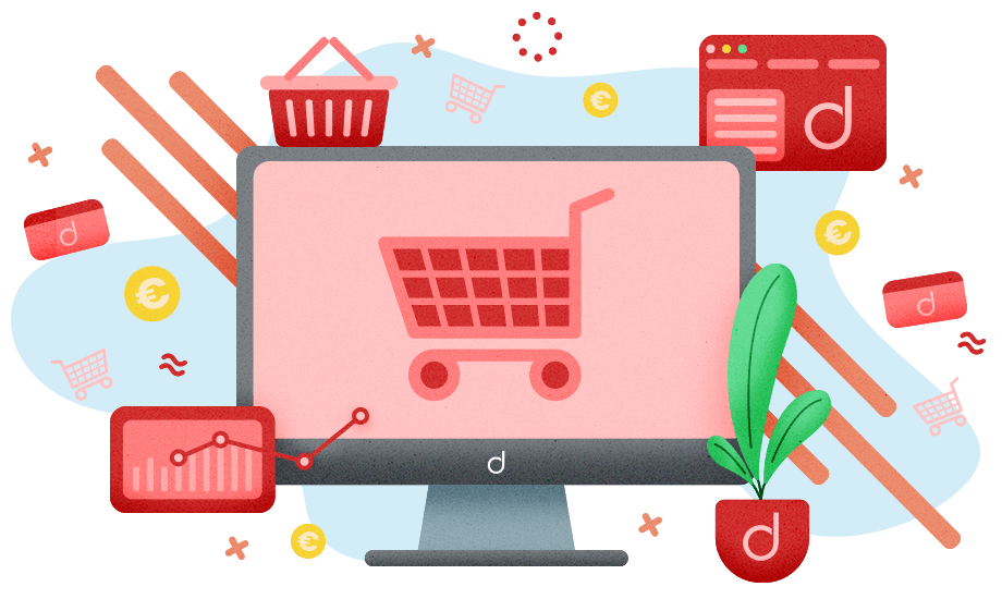 Illustration E-Commerce