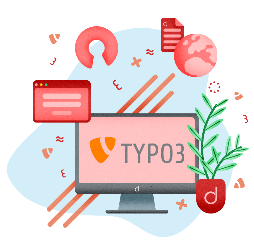 Illustration TYPO3